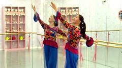 糖豆广场舞课堂《玛尼情歌》编舞青儿 附口令分解动作教学演示