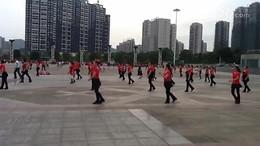 俏木蘭廣場舞《36步恰恰》原創舞蹈 團隊演示