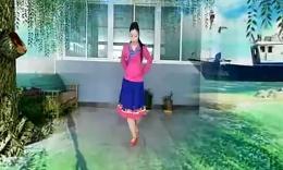 艳蕾舞蹈《我是一条小河》编舞:王梅