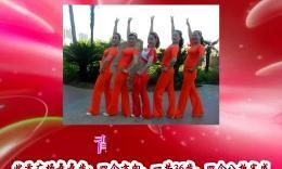 杨丽萍广场舞《迷茫的爱》原创舞蹈 团队演示 附背面口令分解教学