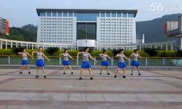 俏木蘭廣場舞《土耳其軟糖》原創舞蹈 團隊演示
