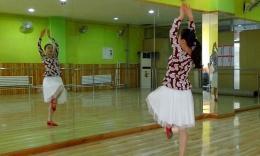 廊坊星月舞蹈队《藏在记忆里的歌》分解教学