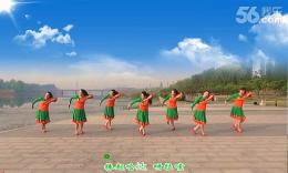 沭河之光广场舞《祝酒歌》原创舞蹈 附正背面分解教学演示
