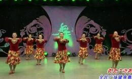 楊藝 胖美人廣場舞《我愛廣場舞》