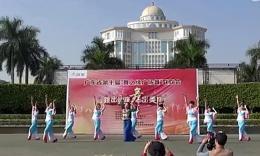 新东方广场舞《明月几时有》与艺莞儿老师共舞