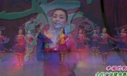 杨艺艺莞尔广场舞《幸福的歌》