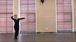 李琦广场舞《献上心中最美的歌》原创舞蹈 正背面演示