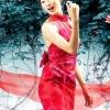 幸福的红飘带