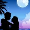 一起看月亮