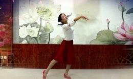 山东潍坊玉玲珑广场舞《枕着你的名字入眠》 编舞:王梅