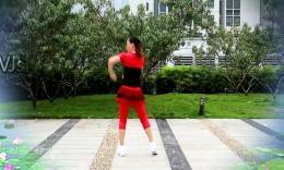 重庆葉子舞蹈《闯码头》(原创)附分解和背面演示
