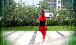 重庆葉子广场舞《一生兄弟一生情》(原创)附分解和背面演示
