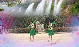 好心情和春華秋實兩姐妹合跳廣場舞《唱紅塵》編舞青兒