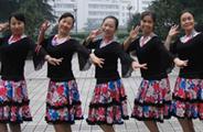 俏木蘭排舞 鄉村的長笛 附分解教學